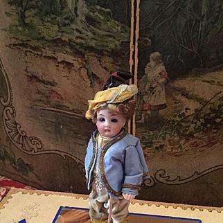 Lovely Mignonette Boy