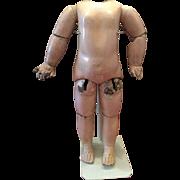 Emile Jumeau E.J Period Body