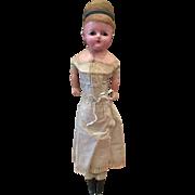 Wax doll Body with Underwear