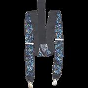 Vintage Men's Suspenders / Braces Beatles Design HELP!