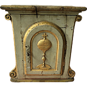 Tabernacle - 18th Century possibly Italian