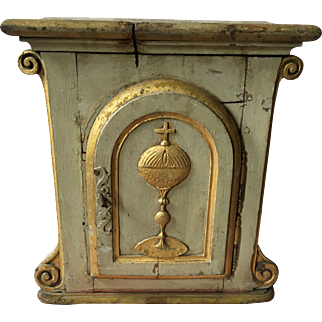 18th Century Tabernacle possibly Italian