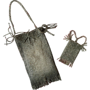 1920's Beaded Bag and matching Dolls purse