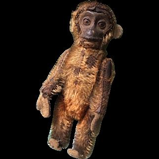 1930's Schuco Monkey perfume bottle