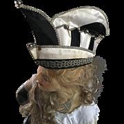 1920's Jester/Clown Theatre Hat