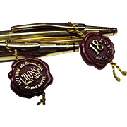 Unused Cross Classic Century 18kt Gold Filled Pen & Pencil Set