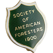 1900's American Foresters Pin