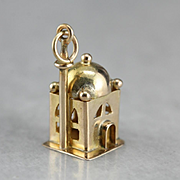 Domed Mosque Charm