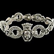 925 Sterling Silver Perruzi Bracelet