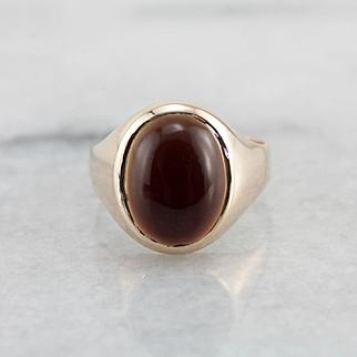 Victorian Era 1800's Sardonyx Ring