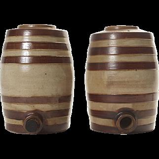 1870's Whiskey Barrels