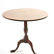 Flip Top Table English 1885