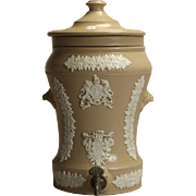 Antique French Mineral Water Dispenser