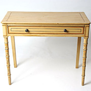 Hand Painted desk