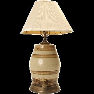 Loftus London Wiskey Lamp