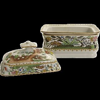 Spode Soap Dish