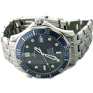 Men's Omega Seamaster Professional Chronometer 300M Watch