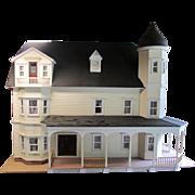 Huge 9 Room Custom Built 'Doll House'