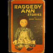 1918 1st Ed. *Raggedy Ann Stores* also 1947 Copy.