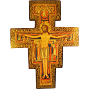 Wonderful Old *Cross* Gold Leaf, Italy