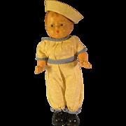 Sweet  Vintage *Baby Grumpy* A/O Effanbee