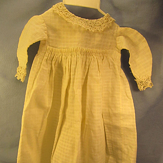 Vintage Doll Dress, Great Condition
