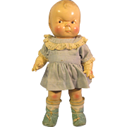 Sweet Vintage Doll ~   *PUGGY* American Character