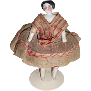 Early China Dolls House Doll c1880