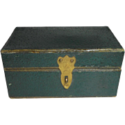 Miniature Au Bonne Marche Lotto Game c1910