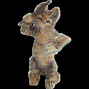 Amusing Cat Conductor Figure c1915