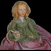 Lenci Boudoir Doll Lovely Clothing 1920's