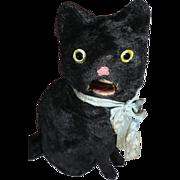Lovely Black Cat Automaton c1915