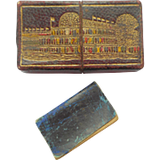 Miniature Cased Wood's Royal Almanack For 1846