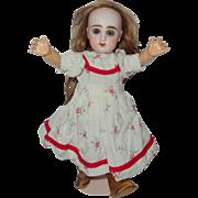 Size 1 Jumeau Premier Bluette Doll & Trousseau c 1905