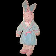 Pink Farnell Rabbit c1930