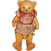 Hertwig Mother Bear In Crochet Clothing c1915