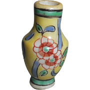 French Vase By Limoges c1910