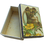 Sweet Old Bead Box c1900