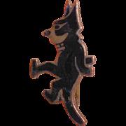 Felix The Cat Enamel  c1930