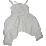"""Complete Set Underwear For 16"""" German Kestner Doll c1910"""