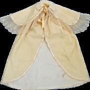 Antique Dolls Cape Lace Edge c1910
