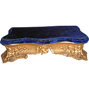 Gilded French Stand For Display c1900