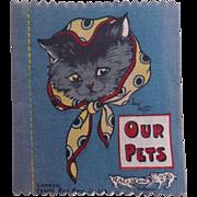 Small Deans Rag book Book 1930's