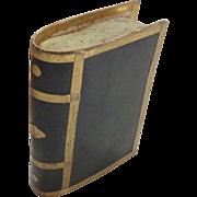 Book Form Pincushion c1850