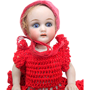 "Sweet 7"" All Bisque Doll TLC"