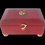 Regency Child's Sewing Box  All Original c1820