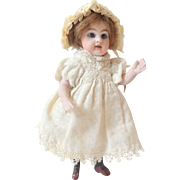 Antique Simon & Halbig 886 All Bisque Doll c1890