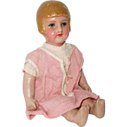 Martha Chase Doll Bobbed Hair 1920's