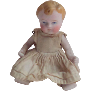 Chubby Kestner All Bisque Baby German c1910