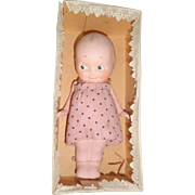 Plaster Kewpie In Box c1920